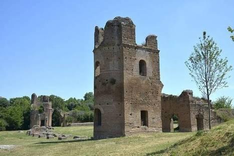 El mausoleo de Rómulo vuelve a abrir sus puertas después de veinte años   Roma Antigua   Scoop.it