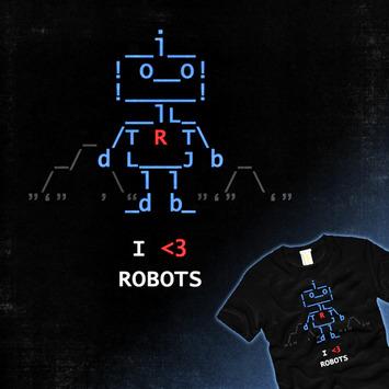 I <3 Robots | Nerdy Needs | Scoop.it