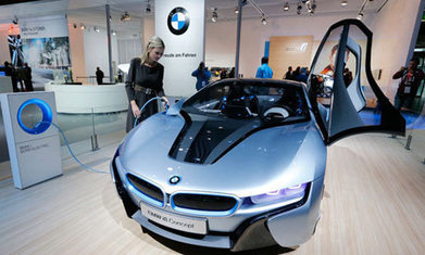 Can the new BMW i help scale up the electric car market? | Future of Mobility | Scoop.it