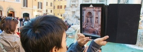 How Tourism Destinations are Attracting Visitors with the iPad | Arezza Network of Sustainable Communities E-News | Scoop.it