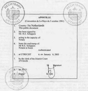 The Hague Apostille and document legalisation   NOTIZIE DAL MONDO DELLA TRADUZIONE   Scoop.it
