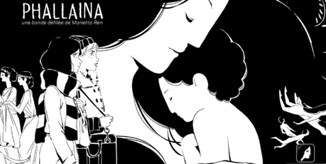 Phallaina, une bande défilée de Marietta Ren, la critique  | 9emeArt.fr | Tablettes et applications | Scoop.it