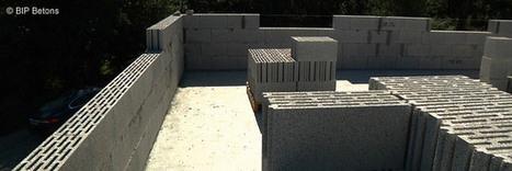 Des blocs béton légers à base de pierre volcanique – ETI Construction | Ressources pour la Technologie au College | Scoop.it