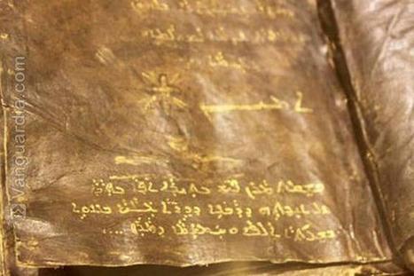 Descubren Biblia de más de 1.500 años que dice que Jesús no fue crucificado | Lecciones de la historia | Scoop.it