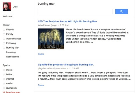 Google+ sparks interest in new system of news discovery   Poynter.   The Google+ Project   Scoop.it