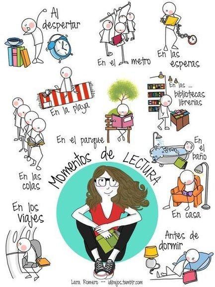 Leer | Español para los más pequeños | Scoop.it