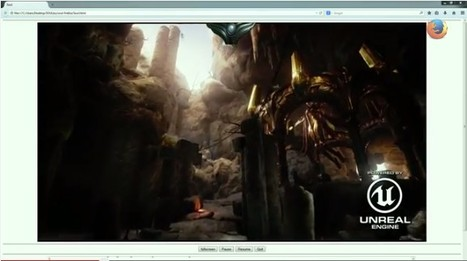 Epic and Mozilla Show Off Unreal Engine 4 Running in Firefox | GamePolitics | Insert Coin - Gaming | Scoop.it