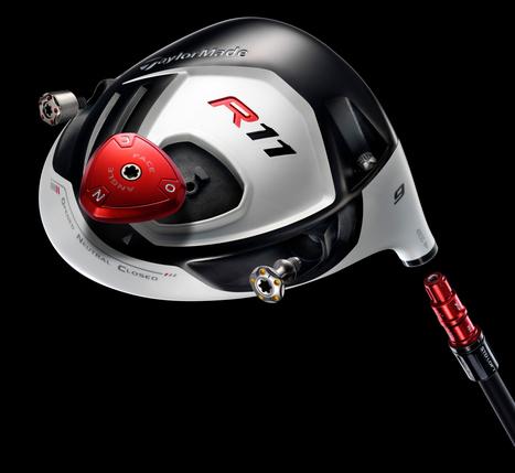 Driver TaylorMade R11 | Tout le matériel golf, équipement golf et accessoires golf | Scoop.it