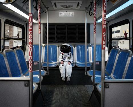 Le quotidien d'un petit astronaute par le photographe Aaron Sheldon | Graine de Photographe The Blog | Photo 2.0 | Scoop.it