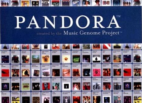 An API invasion in streaming music has Pandora hoping better data trumps bigger data   MUSIC:ENTER   Scoop.it
