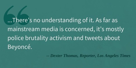 The 'Black Twitter' beat raises questions of cultural competency and audience engagement for newsrooms | Poynter. | Tracking Transmedia | Scoop.it
