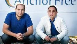 FOUNDERS OF ANCHORFREE, DAVID GORODYANSKY AND EUGENE MALOBRODSKY | Young Achievers | Scoop.it