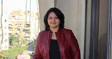Amany Latif, ambassadrice de paix   Leadership au Féminin à développer et soutenir!   Scoop.it