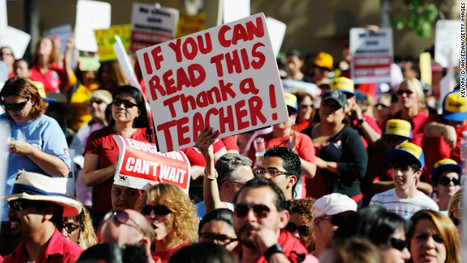 Overheard on CNN: Debate between Ravitch, Rhee – Teacher: 'Just let me teach.' | Rethinking Public Education | Scoop.it