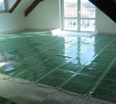 Podlahový topný systém | Exteriéry a interiéry domů - vybavení | Scoop.it