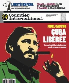 Courrier international n°1361 - 01/12/2016   Infothèque BBS Brest - L'actualité des revues   Scoop.it