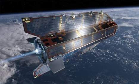Nave futurística cairá na Terra em Outubro   tecnologia s sustentabilidade   Scoop.it