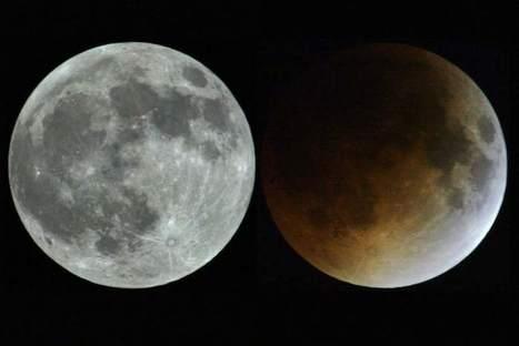 La Luna es 100 millones de años más joven de lo que se creía - 20minutos.es   historian: people and cultures   Scoop.it