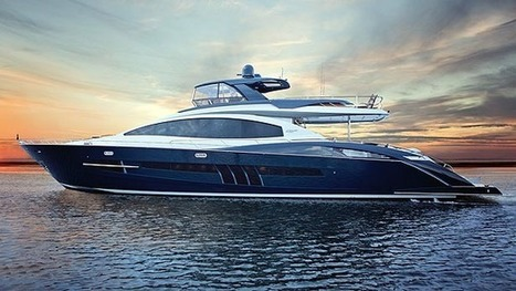 28m motor yacht Algorythm by Lazzara Yachts delivered | FASHION & LIFESTYLE! | Scoop.it
