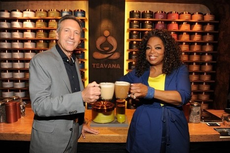 Why The Oprah/Starbucks Brew Could Revolutionize The Business Of Tea - Forbes | JIS Brunei: Business Studies Research:  Starbucks | Scoop.it