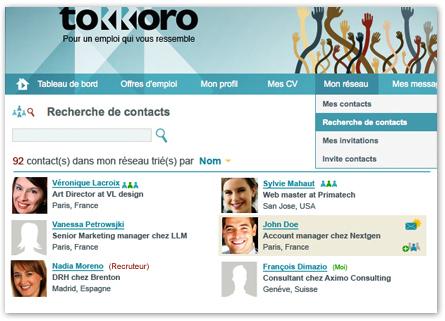 A propos de tokkoro   Innovative recruitment   Scoop.it