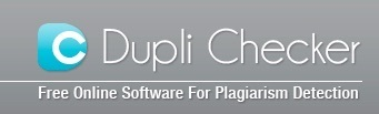 Plagiarism Checker - Free Online Software For Plagiarism Detection | Educational Tools | Scoop.it