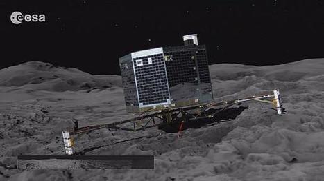 Les yeux rivés sur Tchouri, Rosetta écrit l'Histoire de l'astronomie | Beyond the cave wall | Scoop.it