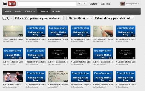 Youtube para Escuelas | EducationLovesICT | Scoop.it