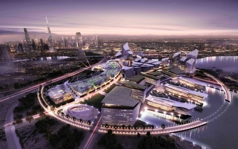 Clic France / 2017-2020: les étonnants futurs musées de Dubai | Clic France | Scoop.it
