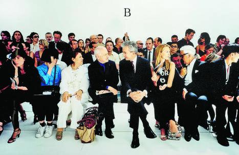 Paris affirme son statut de capitale mondiale de la création | INTERSTYLEPARIS  Fashion News | Scoop.it