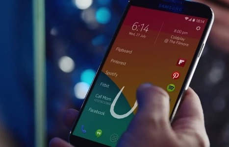 Meilleurs Launchers Android : notre sélection septembre 2016 | Applications Iphone, Ipad, Android et avec un zeste de news | Scoop.it
