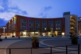 Holiday Inn Express Portsmouth: Excellent Location Stay in Gunwharf Quays | uk travel | Scoop.it