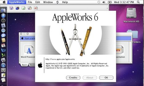 Updated – Convert System OS 9 AppleWorks 6 Files To OS X Pages Files [OS X Tips] | Digital-News on Scoop.it today | Scoop.it