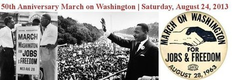 March on Washington 50th Anniversary -- Join the March! - People For the American Way | Segregation | Scoop.it