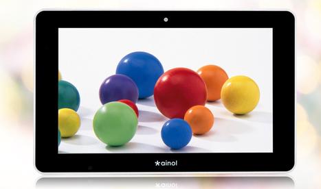 Tablet Ainol Crystal II com Tela 7 Capacitiva 8 GB | Business | Scoop.it
