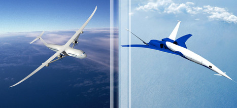 Boeing Feature Story: Envisioning tomorrow's aircraft | Technoscience and the Future | Scoop.it
