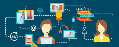 6 Key Blended Learning Benefits For Corporate Training - PulseLearning | E-Learning Trends | Scoop.it