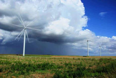 Éolien : EDF s'associe à Mitsubishi - Ekonomico | Action Durable | Scoop.it