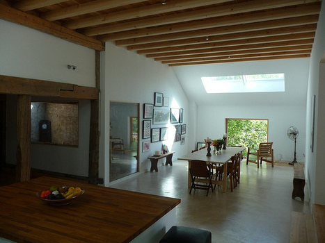 David Galbraith's Blog » Blog Archive » Use Case Study House #1 - A house designed like a web application | Expertiential Design | Scoop.it