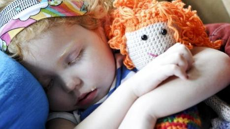 Irregular bedtimes can  affect children's brain development | Heal the world | Scoop.it