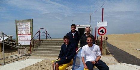 La baignade est accessible aux personnes handicapées - Sud Ouest | Handicap | Scoop.it