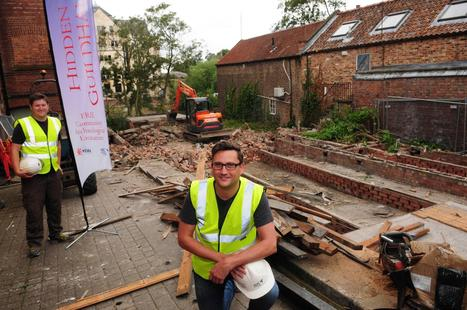 Archaeology project to unearth Richard III's favourite York friary | UK DETECTOR NET Latest News | Scoop.it