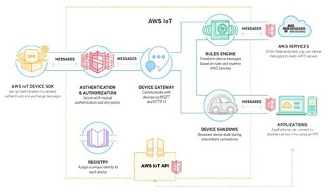 Amazon Just Made it Easier to Use AWS for Your Next IoT Project | Make: | Arduino, Netduino, Rasperry Pi! | Scoop.it