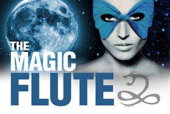 Music, art converge in The Magic Flute   digital technologies in classical music & opera   Scoop.it