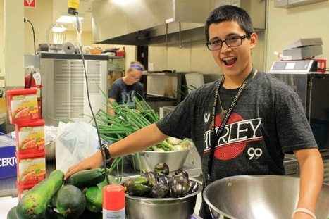 Cheyenne River Teens Learn Healthy Eating and Diabetes Prevention - Indian Country Today Media Network | American Indian Studies | Scoop.it