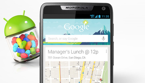Motorola DROID RAZR M Android 4.1 update now available from Verizon   The Perfect Storm Team Mobile   Scoop.it