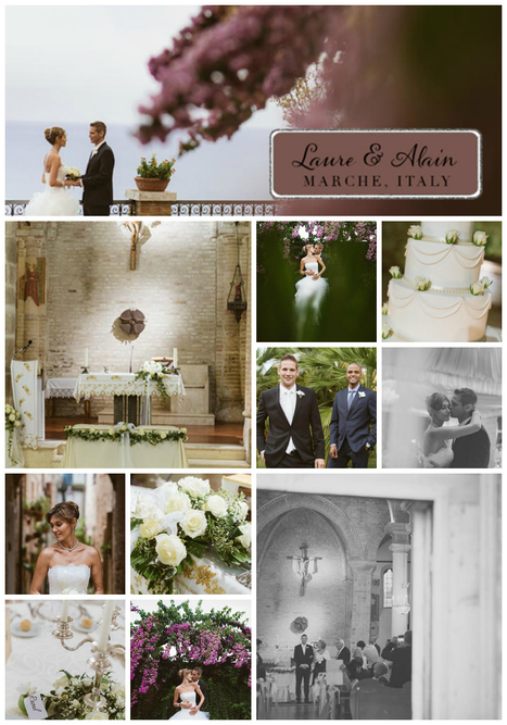 Le Marche: a Wedding Destination in Italy | Le Marche another Italy | Scoop.it