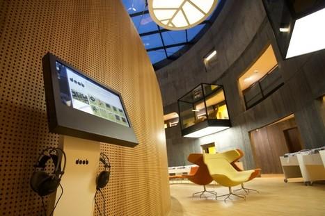 Niemeyer, le volcan en activité | Musique en bibliothèque | Scoop.it