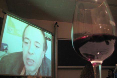 Première « dégustation virtuelle » de l'Institut du Management du Vin - Groupe ESC Dijon | Nombrilisme | Scoop.it