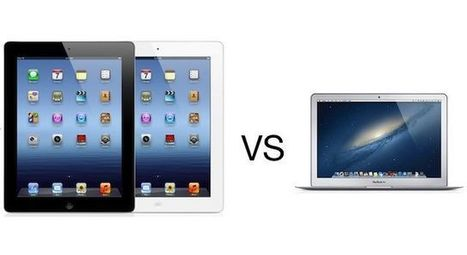 Why You Should Buy An iPad Instead Of A MacBook For College [Back To School] | Cult of Mac | Using the Amazing iPad | Scoop.it